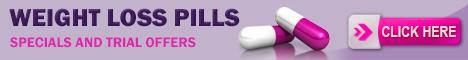 Weight loss pills trial offer