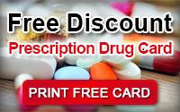 Discount prescription drug card, free
